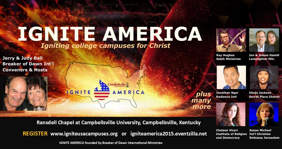 Announcing Ignite America!