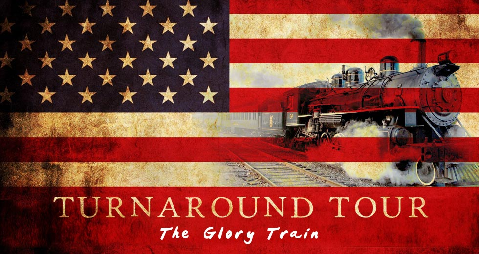 The Glory Train is Coming! Including 2016 Prophetic Overview PDF