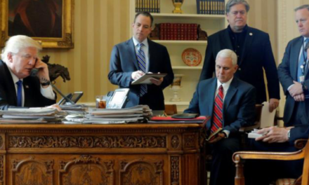 Nat'l Security Council—Breaking News for Prayer!