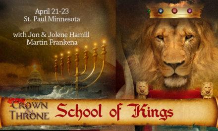 "School of Kings Tomorrow! Call Replay! Plus ""Call to the Wall"" Tonite"