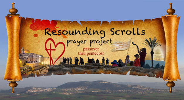 Resounding Scrolls Prayer Project