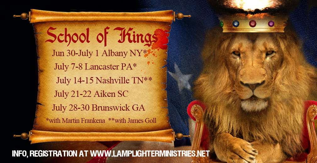 Pentecost! School of Kings! Thrones of Glory