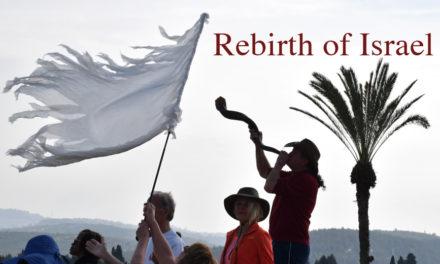 Celebrating Israel's Rebirth! Plus 'Next 100 Days' on Elijah List!