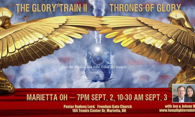 Bonnie Jones Tomorrow! Here's the Original Glory Train Vision