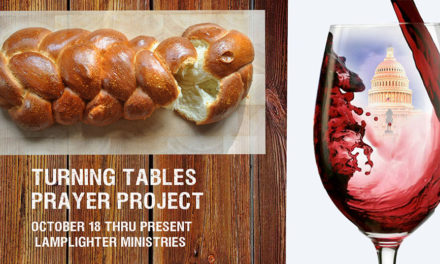 """""""They Will Fall in the Fall""""—Update on Turning Tables Prayer Project"""