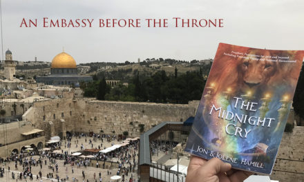 An Embassy Before the Throne—Historic Move Marks Historic Day