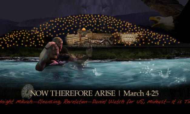 Call Tonight—Resurrection Side of the Jordan! Commissioning the Glory Train