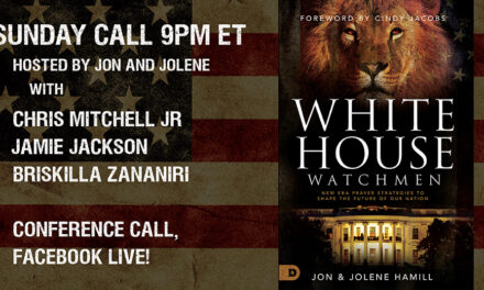 TONIGHT! White House Watchmen Prayer Call