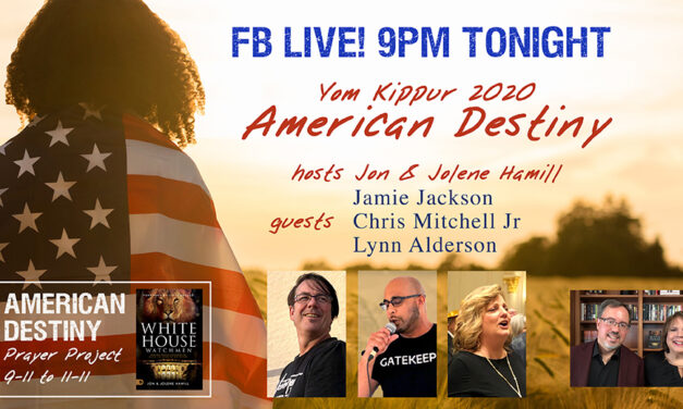 YOM KIPPUR 2020: WHAT'S GOD'S VERDICT OVER AMERICA?