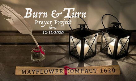 FB LIVE 9PM TONIGHT! Burn & Turn Prayer Project Thru 12-12