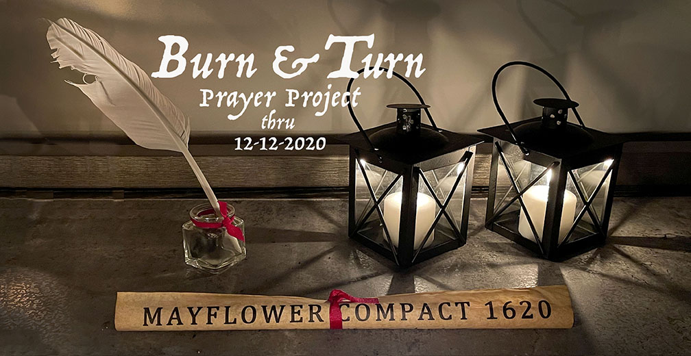 """CHARISMA—""""New Mayflower Compact Signing Highlights Prophetic Influence of Pilgrim Fathers!"""""""